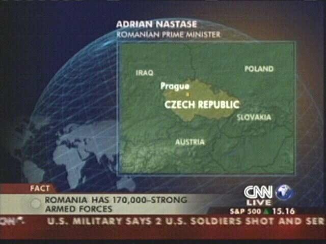 C'est où l'Irak ?